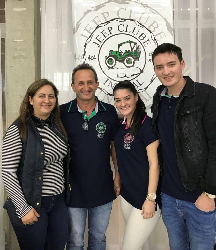 Claudino Ciprinai Família